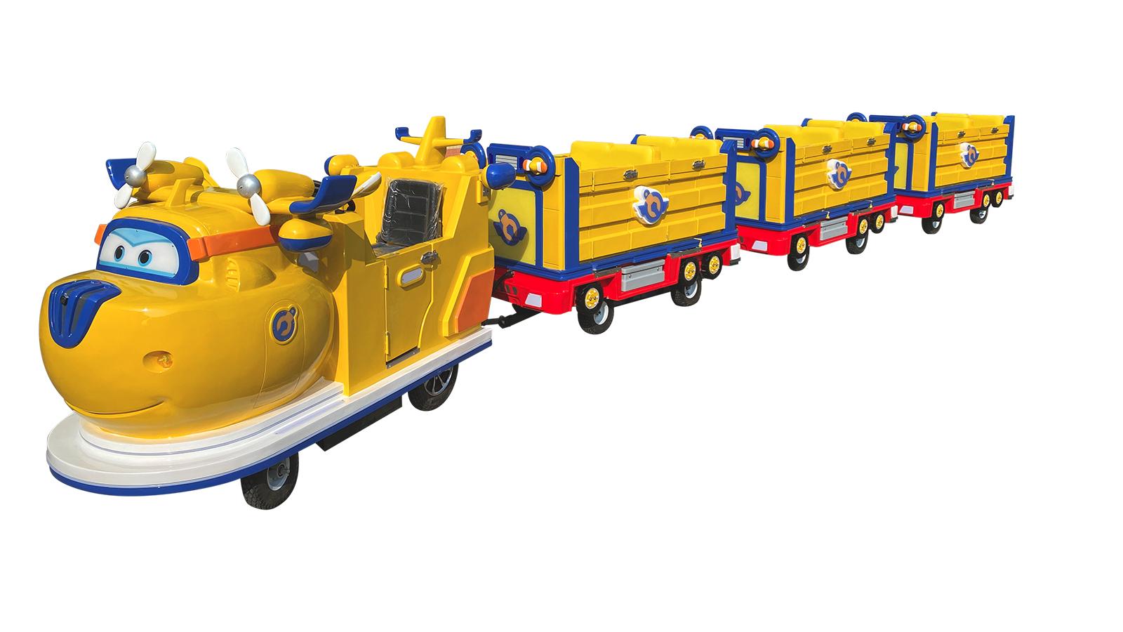 智乐多多小火车