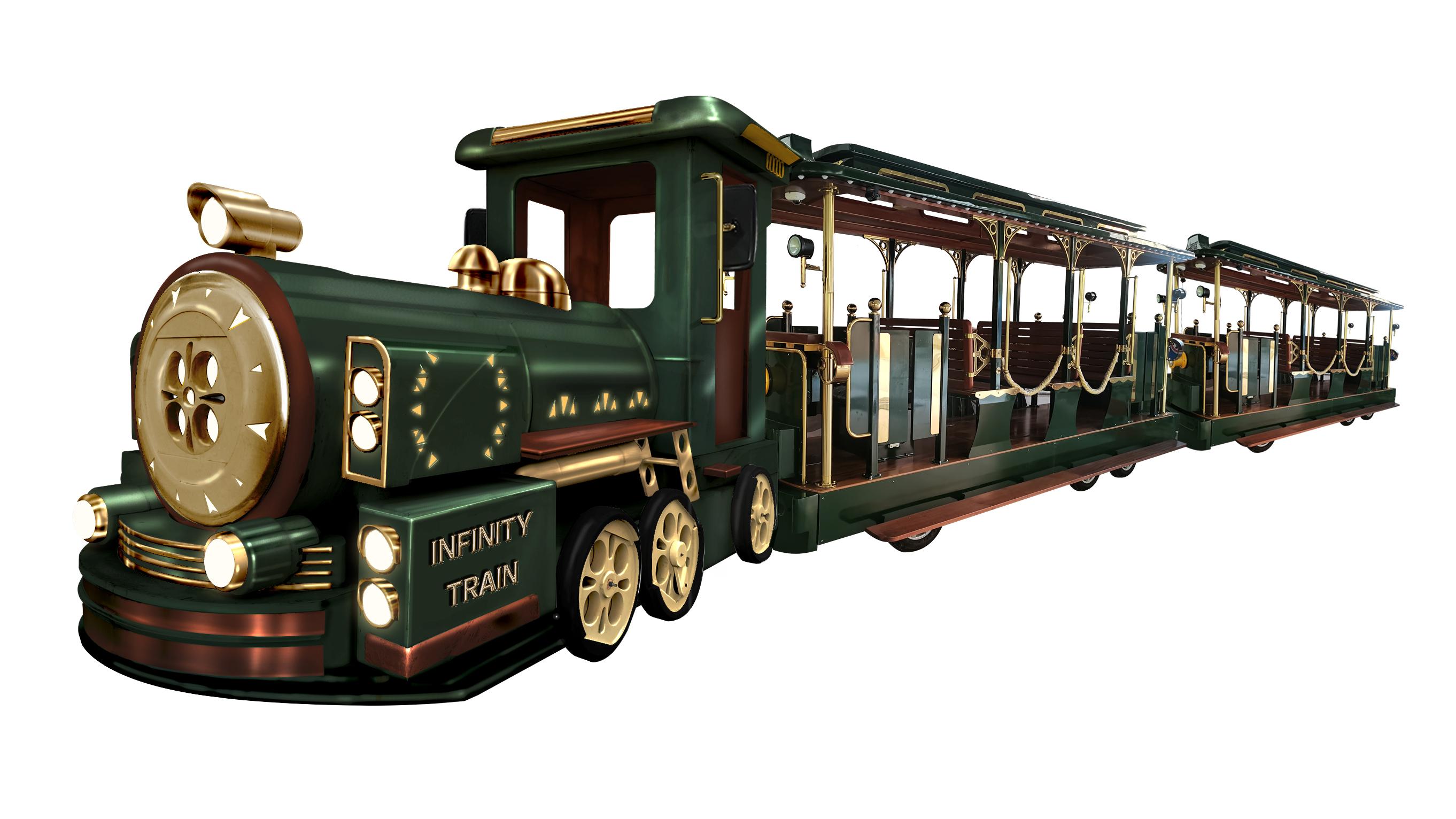 智乐无限列车小火车