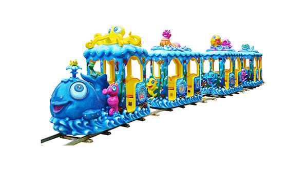 海洋派对小火车