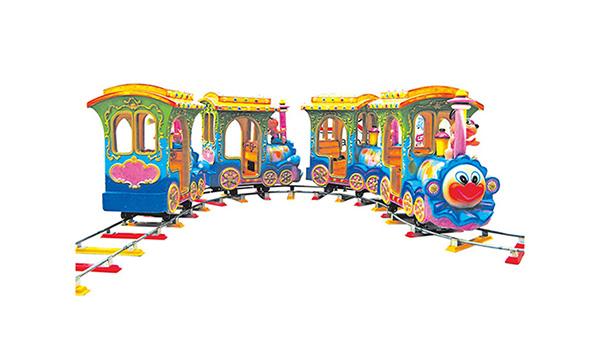 微笑乐园小火车