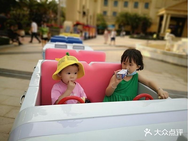 惠州狮子城-智乐小火车