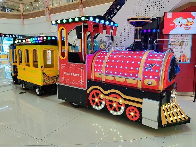 智乐小火车为何收益那么高