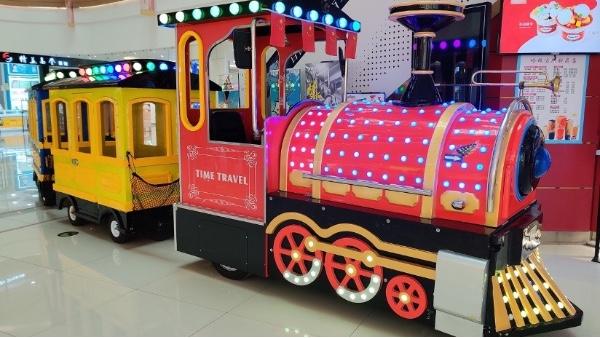 智乐游艺告诉你现在无轨观光小火车的收益怎么样