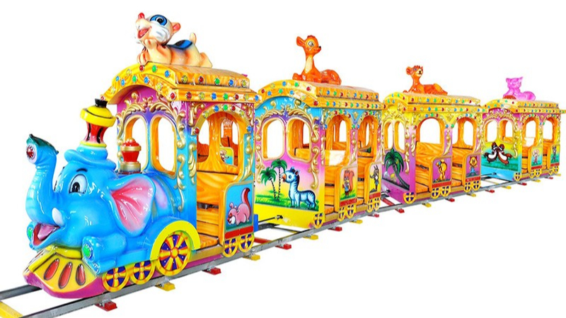 狂野动物园小火车