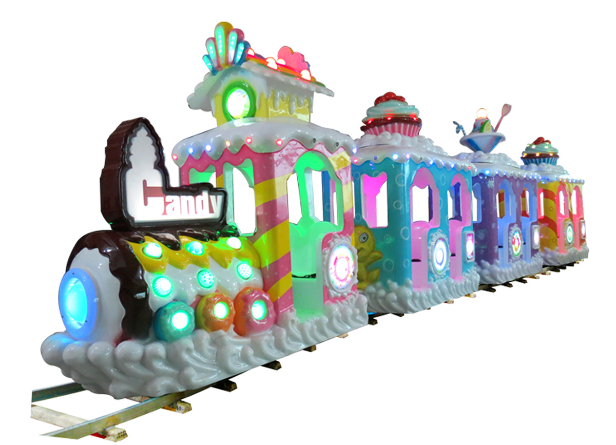 糖果派对小火车