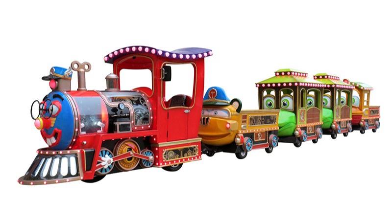 欢乐时光小火车