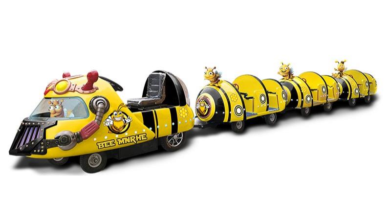 蜜蜂总动员观光小火车