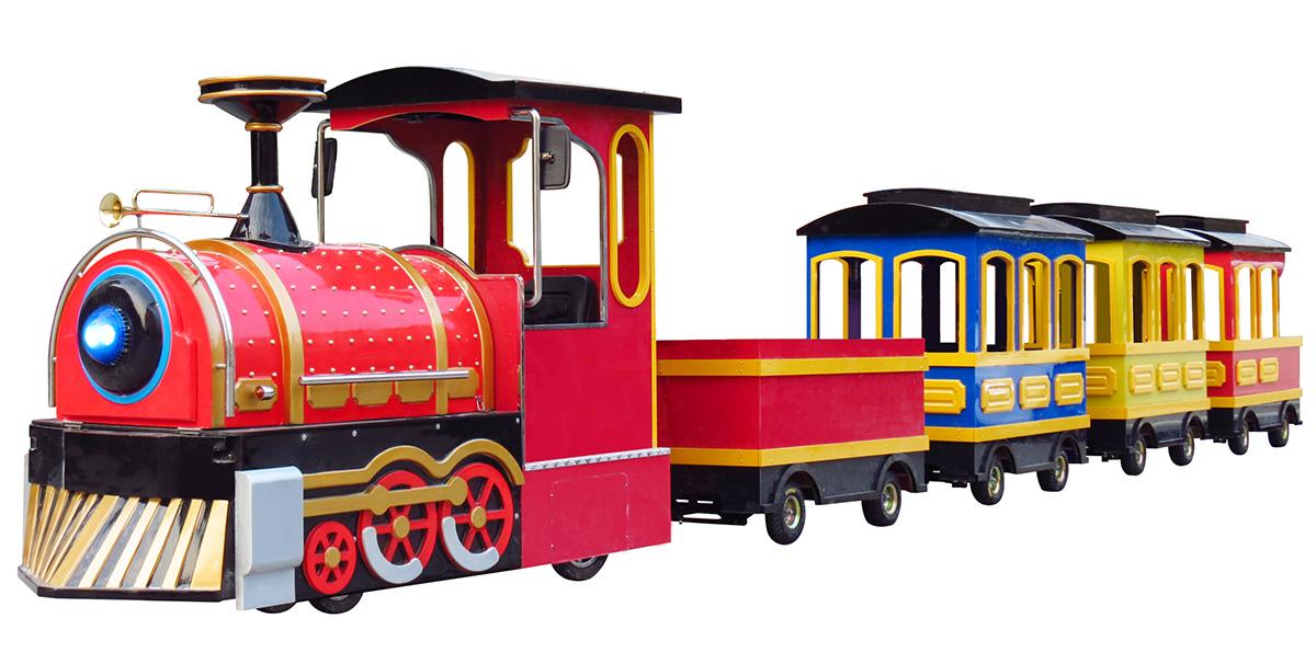 时光旅行小火车