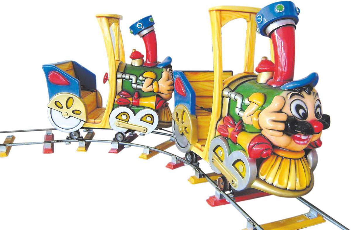 反斗乐园小火车