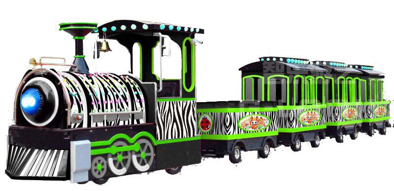 斑马小火车