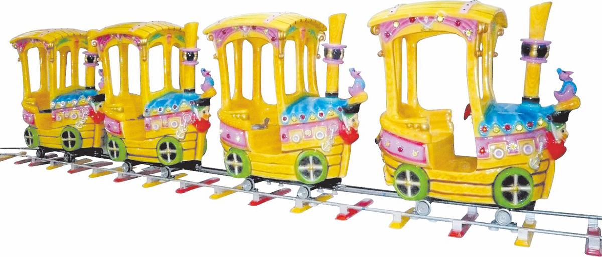 海底乐园小火车