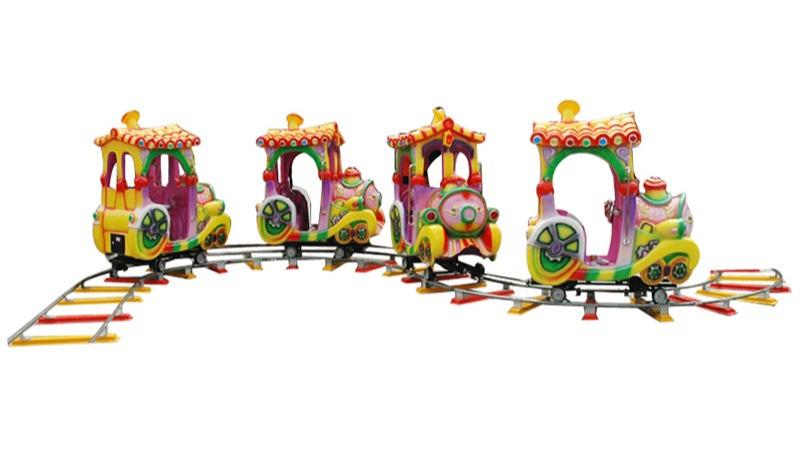梦幻乐园小火车