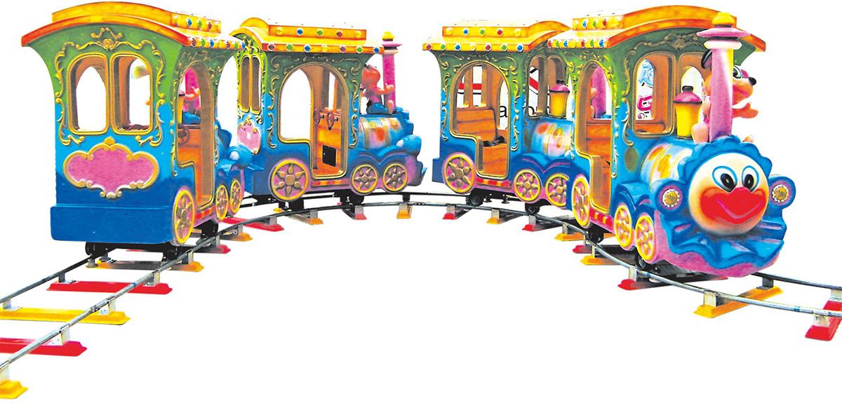 冰雪列车小火车