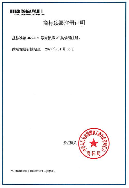 智乐G-LOOK商标证